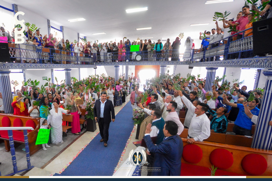 Visita el ap stol de jesucristo a los hermanos de uruapan for Viveros en osorno